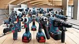 Электроинструменты Bosch для профессионалов