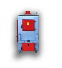 Отопительный котел-утилизатор пиролизный длительного горения , твердотопливный СИВ-50
