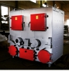 Отопительный котел-утилизатор пиролизный длительного горения , твердотопливный 2СИВ-300