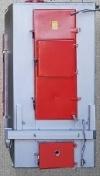 Отопительный котел-утилизатор пиролизный длительного горения , твердотопливный (с возможностью загрузки автошин диаметром до 1300 мм) СИВ-180Р