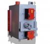 Отопительный котел-утилизатор пиролизный длительного горения , твердотопливный СИВ-30