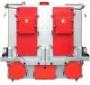 Отопительный котел-утилизатор пиролизный длительного горения , твердотопливный 2СИВ-400