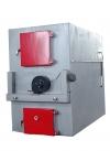 Отопительный котел-утилизатор пиролизный длительного горения , твердотопливный СИВ-150